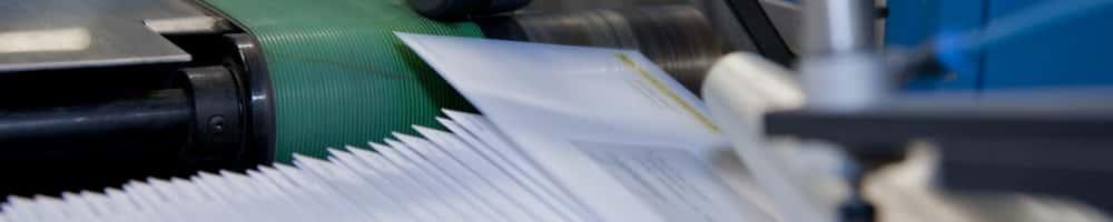 stampa e imbustamento postalizzazione